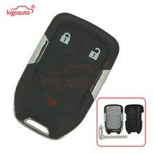 Kigoauto 13508276 hyq1ea умный чехол для ключей 3 кнопки chevrolet