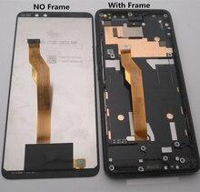 Azqqlbw Ban Đầu Cho HTC U11 Mắt (Không Cho U11) màn Hình LCD Cảm Ứng Màn Hình Bộ Số Hóa Assemblyfor HTC Dương Hài Hòa U11 Mắt