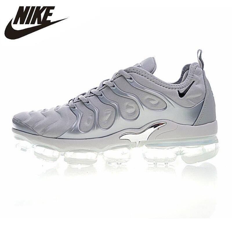 Nike Air VaporMax Plus Мужская обувь для бега на открытом воздухе Нескользящие износостойкие дышащие кроссовки #924453 005