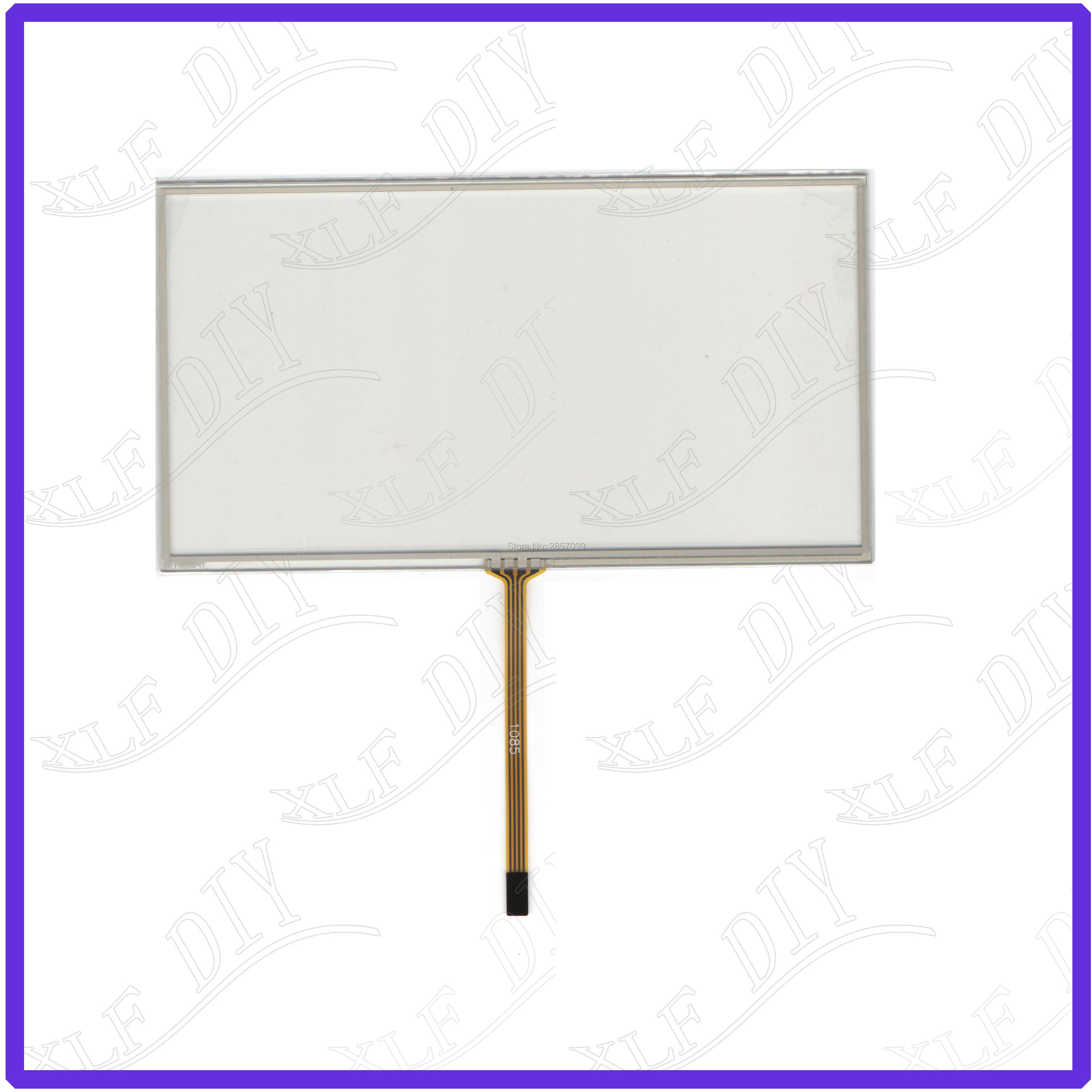 ZhiYuSun For Car Kenwood DDX 6051BT This Is Compatible   7inch 4 Line Touch Screen Panel  Sensor Glass 2831-1 For GPS CAR