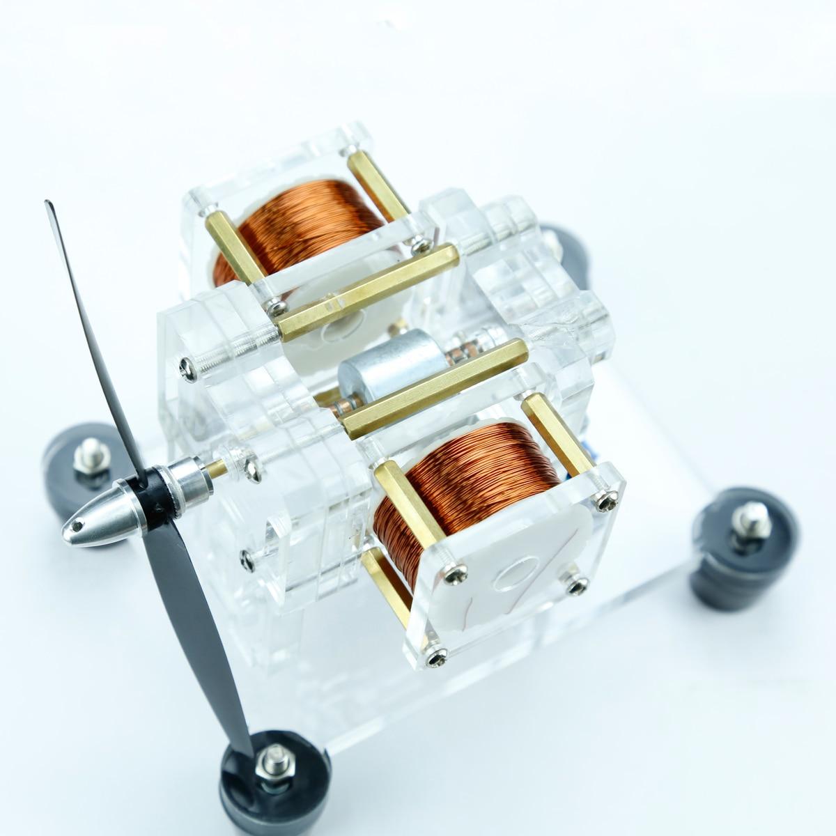 Science Innovation Micro métal moteur modèle Brushless moteur cadeau d'anniversaire unisexe jouets pour enfants livraison gratuite - 2