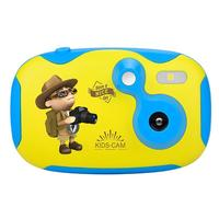 Amkov Children Cartoon Camera 1.44 inch HD Color Screen 0.3MP Camcorder Children's Educational Toddler Toys Photo Camera New