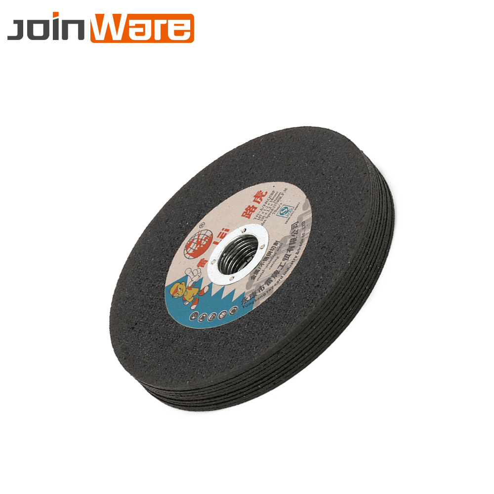 Image 2 - 105mm Resin Cut Off Wheel Cutting Disc for Iron Metal Stainless Steel Angle Grinder Grinding Wheel Blade Cutter 5 50Pc-in Saw Blades from Tools