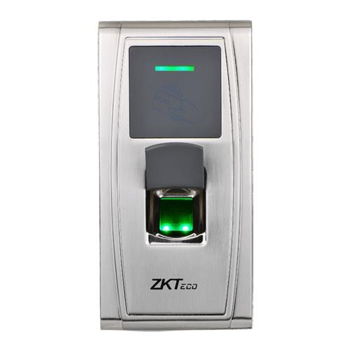 Control By Access Footprint Or Tarjeta EM With Optical Sensor ZK Connectivity RJ45 Controller Intergrated Fit External