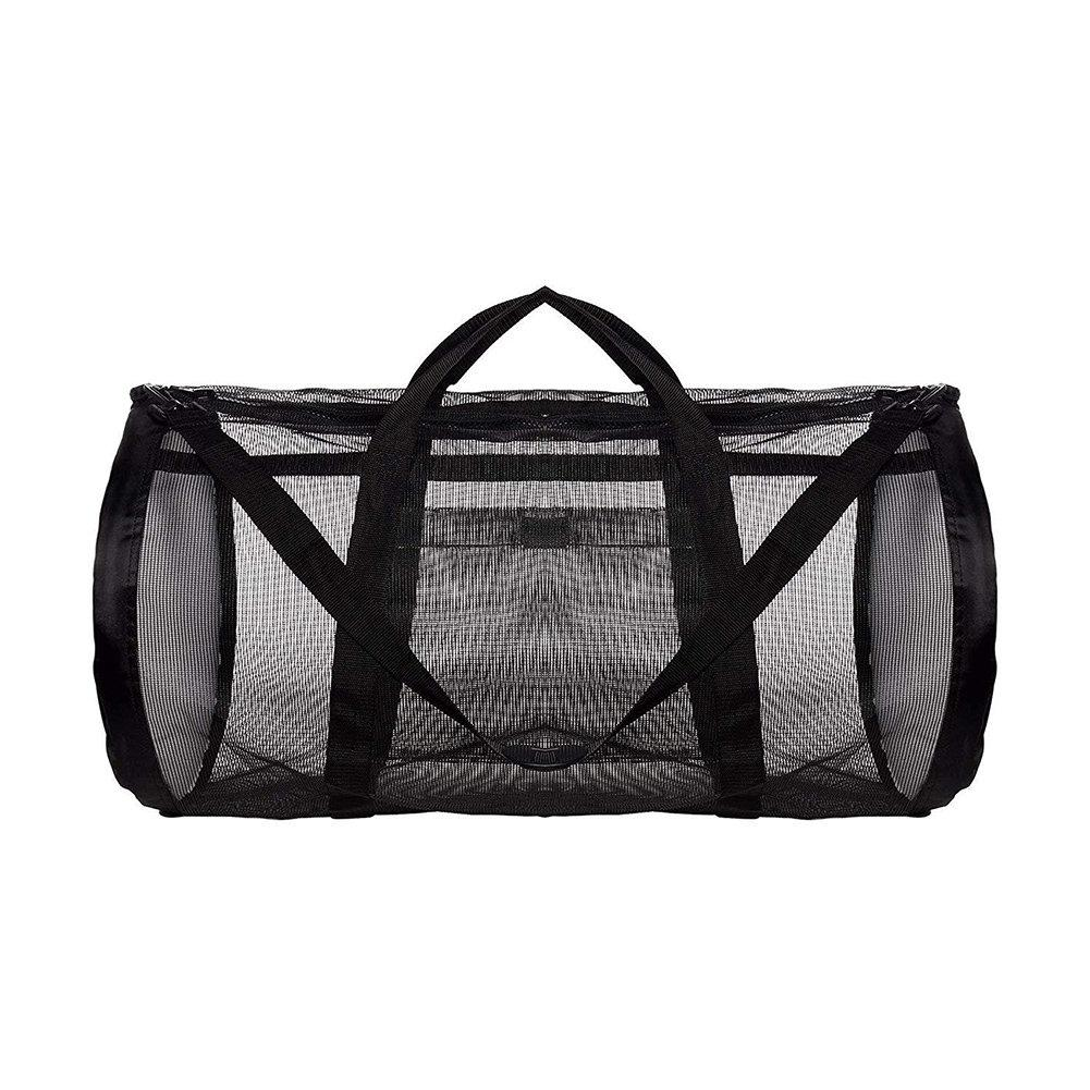 Beach Travel Outdoor Bag Large Capacity Mesh Corrosion Resistant Toy Swimsuit Organizer Suitcase Bags For Women Lady Female Bag