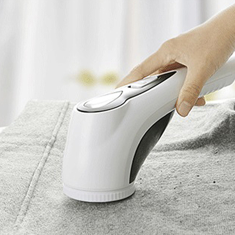 Laundry Cleaning Tools USB Lint Remover Hair Ball Trimmer Manual Pellet Cut Machine portable Epilator Sweater Clothes Shaver
