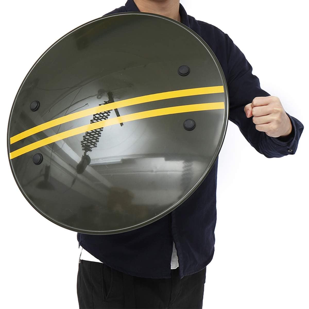 PC Round Anti-Riot Circular Shield Tactical CS Campus Self Defend Tool Self Defend  Protection Self Defend SuppliesPC Round Anti-Riot Circular Shield Tactical CS Campus Self Defend Tool Self Defend  Protection Self Defend Supplies