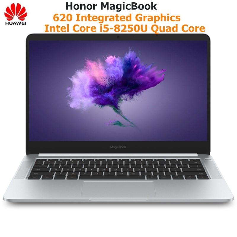 HUAWEI Honor MagicBook Laptops 14 inch Windows 10 Pro Intel i5-8250U Quad Core 8