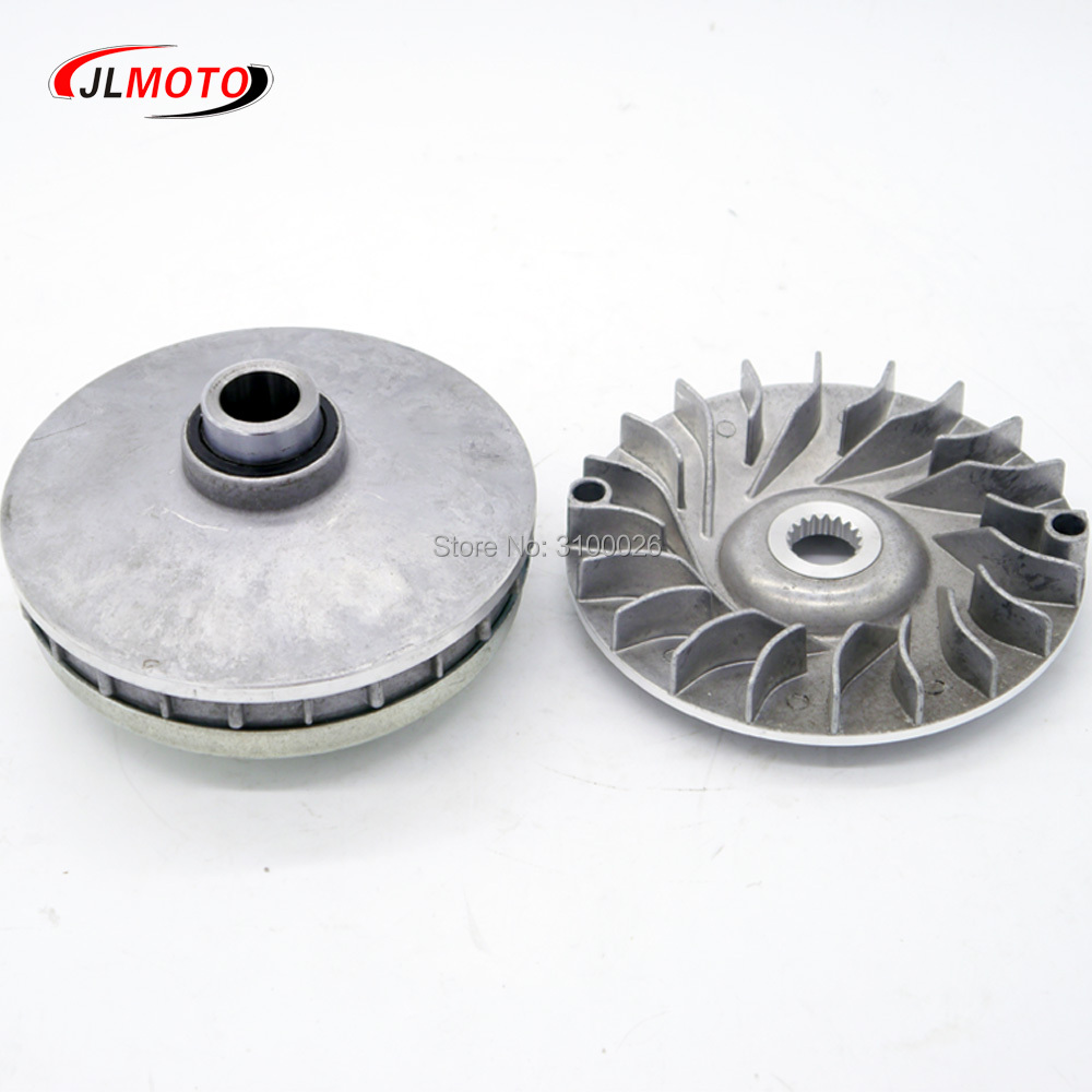 Drive Clutch Assy For 300cc Fuel Engine Feishen Buyang FA-D300 H300 STELS 300 Quad Bike ATV PartsDrive Clutch Assy For 300cc Fuel Engine Feishen Buyang FA-D300 H300 STELS 300 Quad Bike ATV Parts