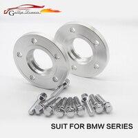 2PC 12/15/20mm 5x120 Wheel Spacer Center Bore 72.56 Spacer For BMW X3 318 323 325 328 330 6 7 Series F25 E60 E38