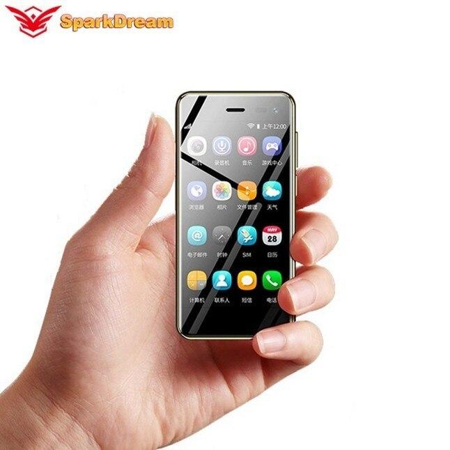 U2 Mini Android Phone 4G Lte 3.15