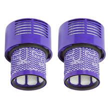 Washable Filter Unit for Dyson V10 SV12 Cyclone Animal Absolute Total Clean Vacuum Cleaner (Pack of 2)