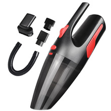 wireless rechargeable hand held household car dry and wet vacuum cleaner ultra quiet powerful mini vacuum cleaner Car Wireless Vacuum Cleaner Rechargeable Car Home Available in Wet And Dry Dual-Use High Power with Hand-Held Vacuum Cleaner