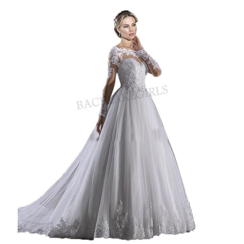 Vestido De Novia Corto Lace A Line Wedding Dress Luxury 2019 Plus Size Wedding Gown Vestidos De Novias Bride Dresses Marriage