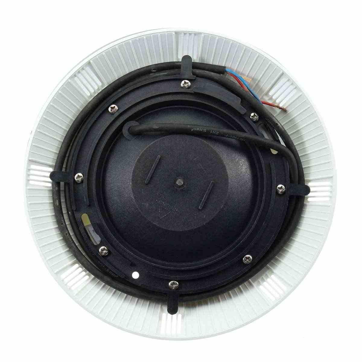 AC Автомобильная сирена, легкая в установке, 12В 25/35/45 Вт RGB светодиодный бассейн underrwater светодиодный свет 7 цветов настенный светильник для водоемов + пульт дистанционного управления Управление
