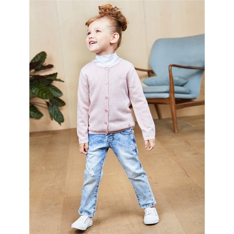 Фото Pants & Capris Sweet Berry Denim pants for girls children clothing