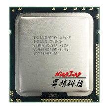 インテル Xeon W3690 3.4 ghz 6 コア Twelve スレッド CPU プロセッサ 12 メートル 130 ワット LGA 1366