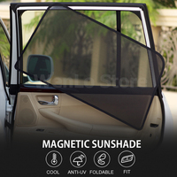 4 Pcs Special Car For Special Use Car Windows Sunshade Solar Mesh Cover Window Curtain For Volkswagen Sharan 2012 2018