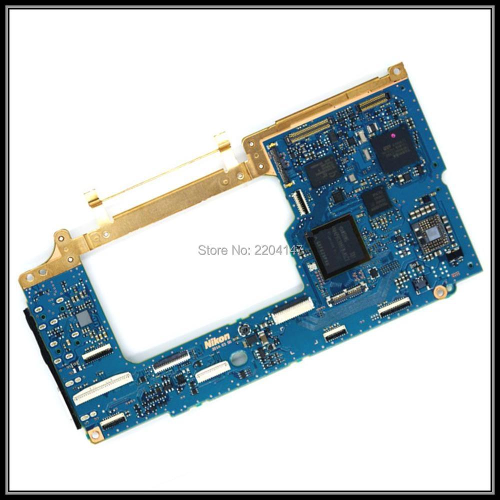 100% Original OEM Motherboard MCU PCB Para For  Nikon D750 Com Firmware  For Nikon D750 Main Board