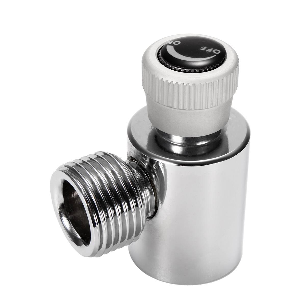 Dual Gauge CO2 Gas Regulator for Homebrew Soda Draft Beer Kegerator Kegging  Set with 5/16'' Barbed Shuttoff Valve w21 8