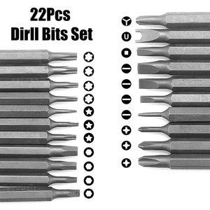 Image 4 - DOERSUPP Mini électrique sans fil magnétique tournevis outil Rechargeable Li ion batterie précision main tournevis jeu de bits
