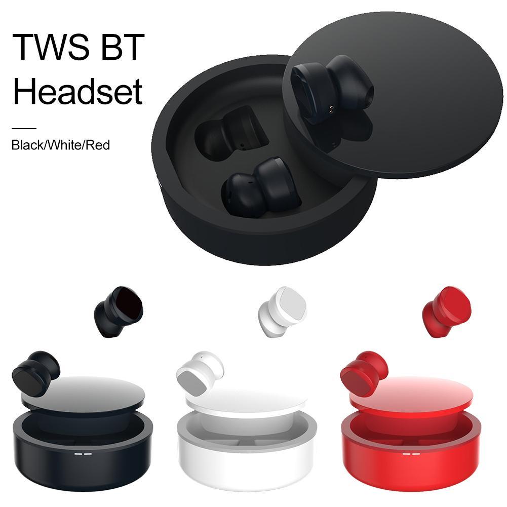 Nouveau sport sans fil Bluetooth casque BK 2.0 TWS sans fil Bluetooth 5.0 casque IP68 étanche stéréo écouteurs écouteurs
