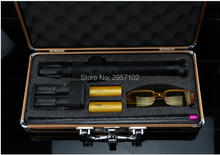 Burning Laser Pointer For Sale 100000mw 10W 450nm Blue Cutting Wood,LIT Cigarette Box Rubber