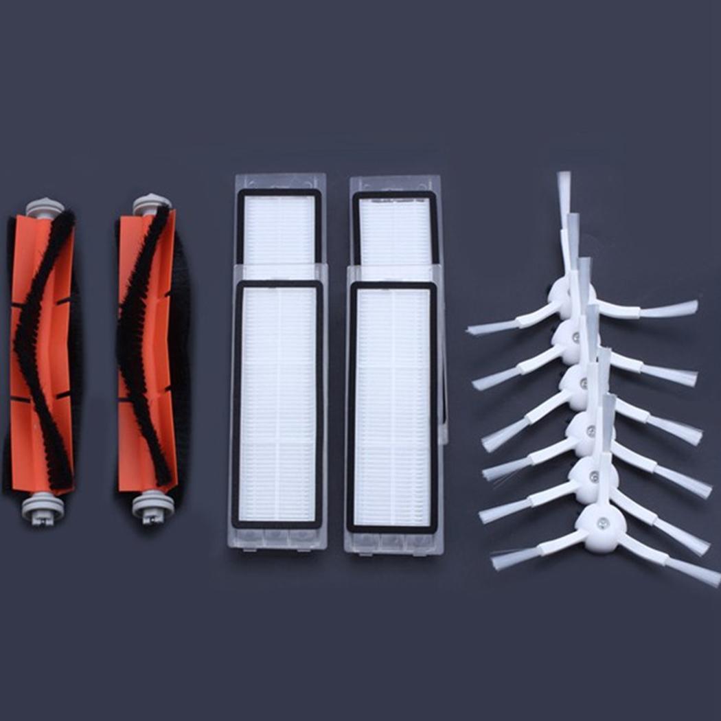 Durable Principal Brosse Brosses Latérales Filtres robot aspirateur