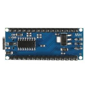 Image 5 - For Arduino Nano Mini USB With bootloader for Arduino nano 3.0 controller for Arduino CH340 USB driver 16Mhz Nano v3.0 ATMEGA328