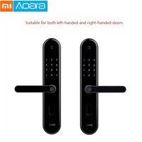 Xiao mi Цзя Aqara S2 Aqara пальцев замок цифровой Сенсорный экран Keyless паролем умный дом mi приложение Home Управление