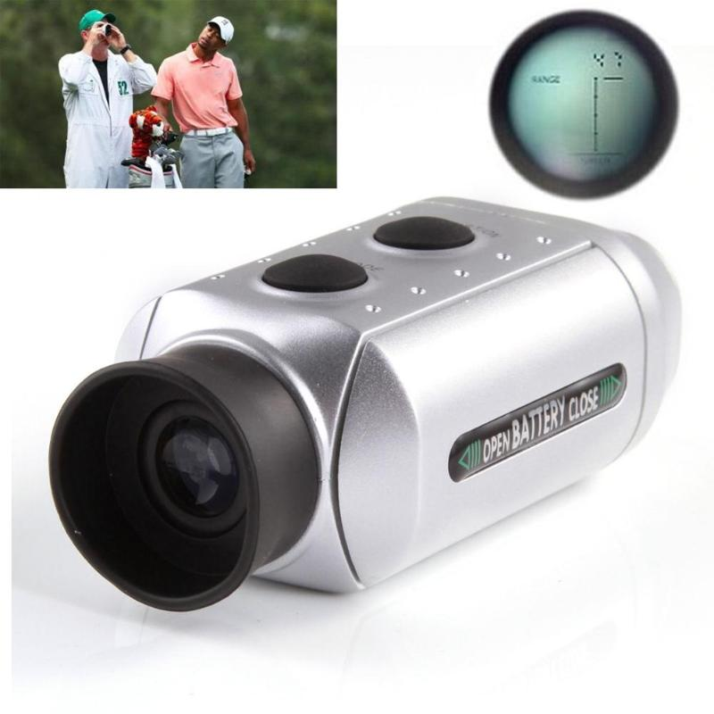 1000 Yards Digitale Laser-entfernungsmesser Teleskop Tasche Golf Range Finder für Die Jagd Golf Scope Yards Entfernung Messung Werkzeug