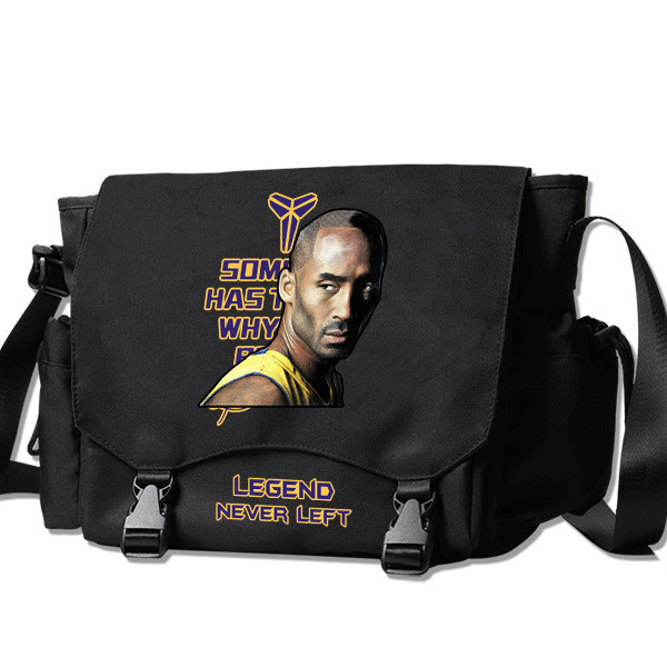Bridal & Wedding Party Jewelry Basketball Player Kobi Curry Design Messenger Bag For Adults Teenagers