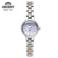 100% Orient женские часы с кварцевым механизмом женские часы 30 м жизни водостойкие нержавеющая сталь бретели для нижнего белья универсальная га