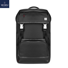 WIWU Laptop Backpack 15.6 inch Waterproof School Large Capacity Anti-theft Traveling for Women Mens Backpacks