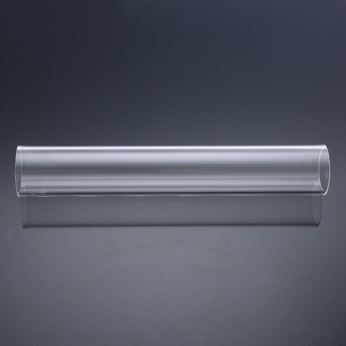 New 1Pcs Transparent Acrylic Plexiglass Lucite Tube 50mm OD 43.75mm ID 300mm Length Acrylic Tube DIY Tools 50 x3 x300mmNew 1Pcs Transparent Acrylic Plexiglass Lucite Tube 50mm OD 43.75mm ID 300mm Length Acrylic Tube DIY Tools 50 x3 x300mm