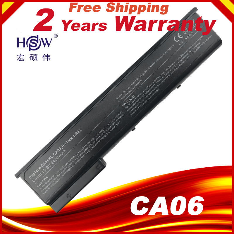6 Cells Laptop Battery For HP ProBook 650 CA06 640 645 650 655 G1 G0 CA09 CA06XL HSTNN-DB4Y HSTNN-LB4X HSTNN-LB4Y