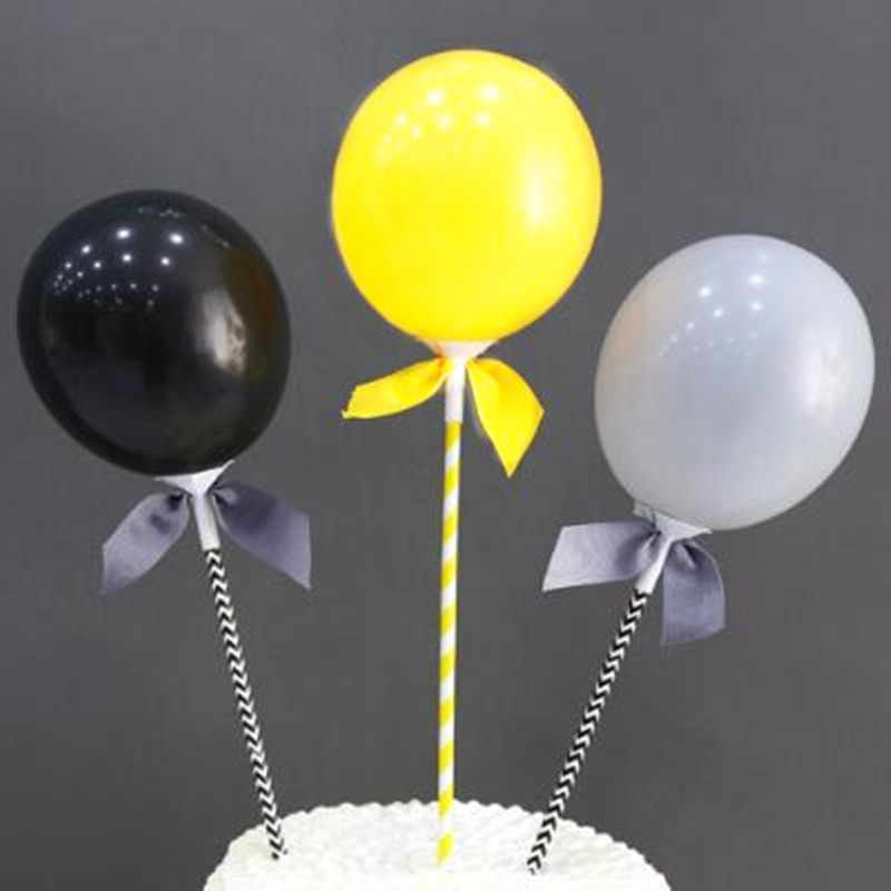 High Quality 50pcs Skin Coffee Gray Transparent Latex Ballons Happy Birthday Party Party Supplies Inflatable Wedding Decoration