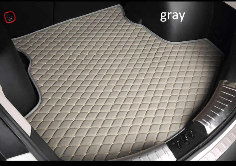 ZHAOYANHUA personalizado de coche esteras para maletero para Infiniti QX56 QX70 Q50 Q70 QX4 QX30 QX50 QX60 QX80 estilo de coche del trazador de líneas