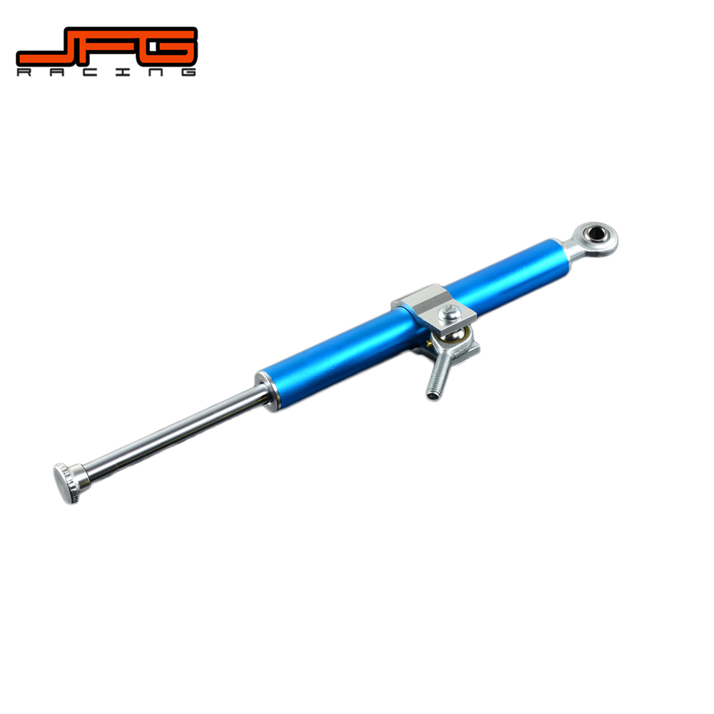 Motorcycle CNC Universal Aluminum Damper Steering Stabilize Safety Control For YAMAHA YZF R1 R6 MT07 MT09 FZ09 Ninja 250 Z250