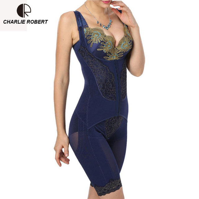 Hot Sale Fashion Everyday Magnet Therapy Strength Lose Weight Fat Burn Shaping The Body Abdominal Curl One-Pieces Corsets AC044