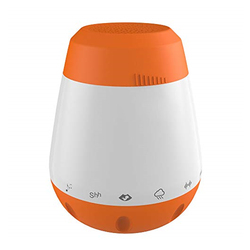 Голосовой датчик перезаряжаемый белый шум музыкальная терапия звуковая машина детский портативный сон пустышка младенцы