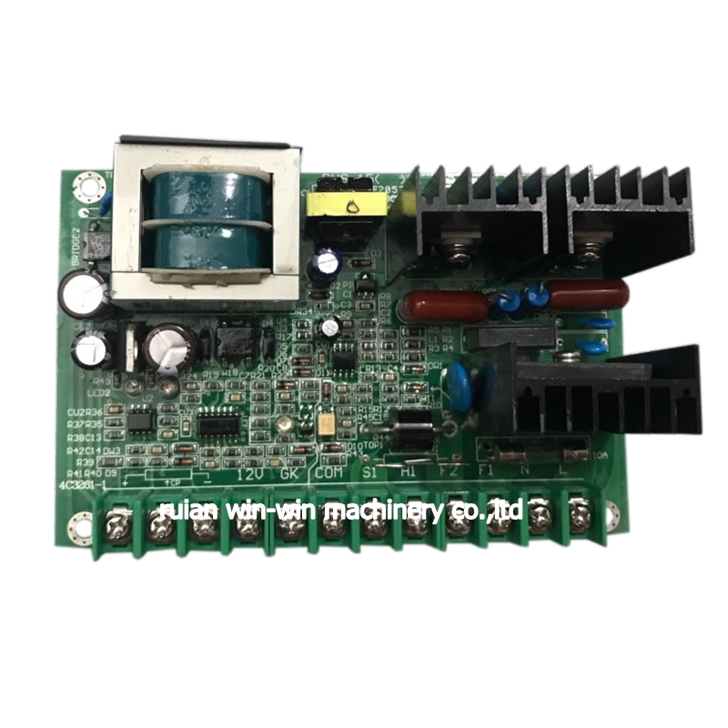us $45 12 6% off 2pcs rys 15 rys1518y ac220v 50hz 60hz 5a dc motor control board for bag making machine in motor controller from home improvement on  hot knife styrofoam cutter 2pcs 20cm