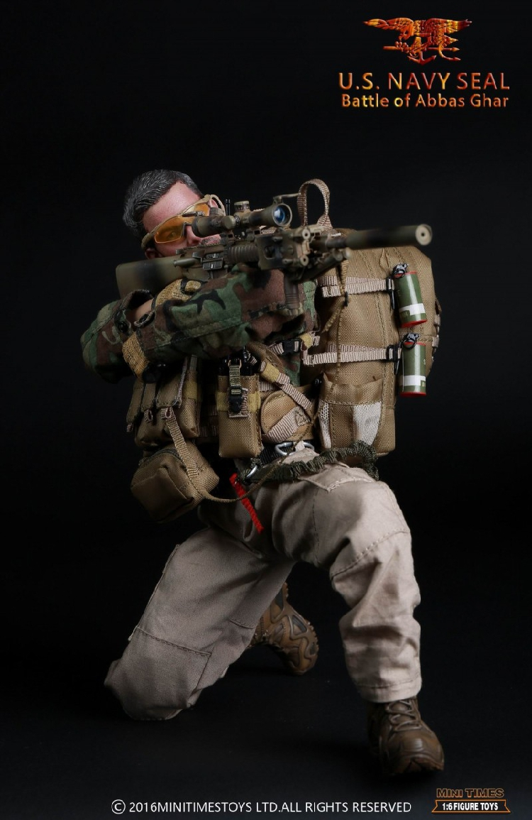 1/6 MT-M005 US NAVY SEAL Battle of Abbas Ghar Full set Figures for TOys Gifts Collections1/6 MT-M005 US NAVY SEAL Battle of Abbas Ghar Full set Figures for TOys Gifts Collections
