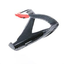 Lightweight Carbon Fiber Bicycle Bottle Holder MTB/Road Bike Cycling Water Holding Rack Cage Accessories Z70