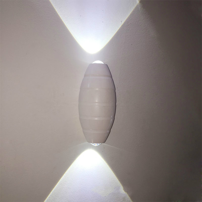 DE.SOUL Modern 6W Led Wall Lamp Northern Europe Indoor Stairs Aisle Wall Lamp Hotel Bedside Cob Wall Lamp