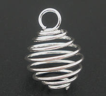 50 PCs Silver Plated (China)