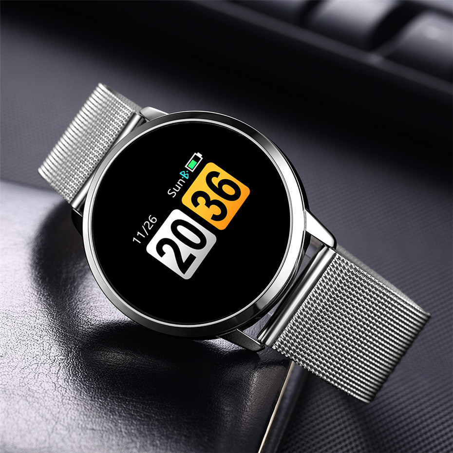 Step Count Smart Watch Men Information Push Sport Stopwatch Physical Examination Digital Watch Android IOS Electronic Wristwatch все цены