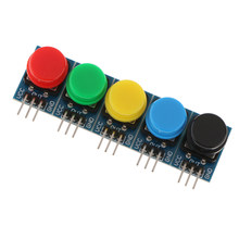 Analog Button For Arduino Big Keyboard Electronic Blocks Simulate Key Module(China)