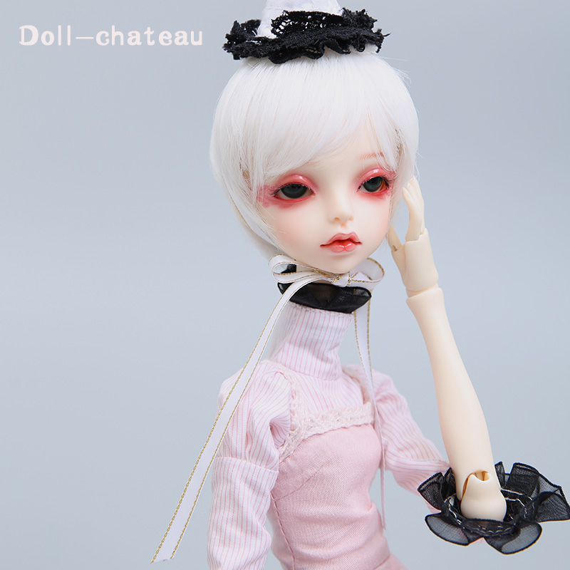 1//6 BJD doll Girl Chateau-DC FREE FACE MAKE UP AND FREE EYES Zora Resin Figure