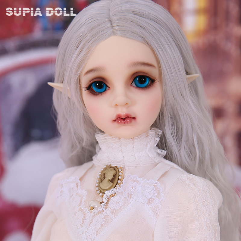 BJD SD Doll Supia Lana 1 3 Resin Figures Luts Fairyland Toy Gift Popal Lati For